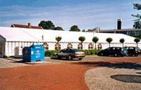 Tentverhuur van Tentenverhuurbedrijf ter Horst in Dalfsen